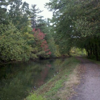 Photo taken at Mine Falls Park by John S. on 10/5/2011