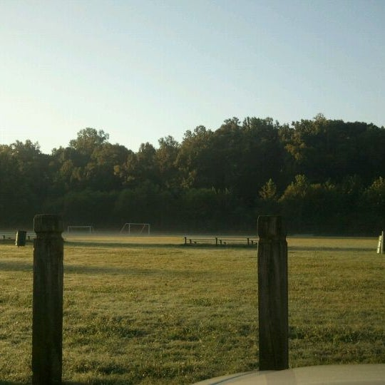 Photo taken at Shaffner Park by Wendy W. on 9/10/2011