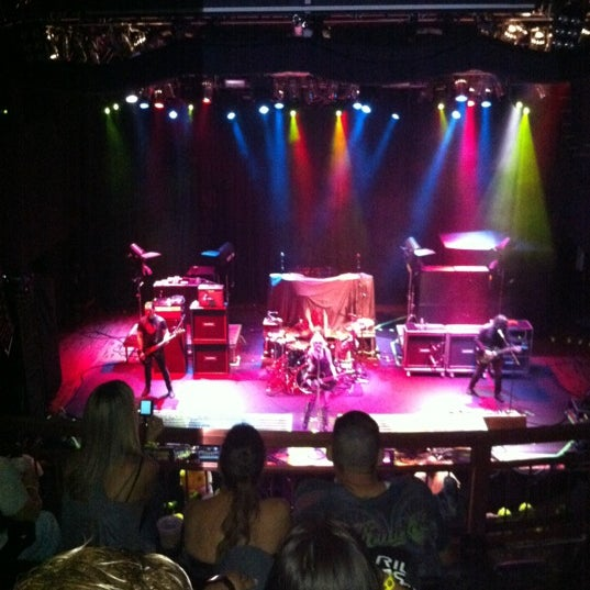 Foto scattata a House of Blues da Curtis L. il 5/14/2012