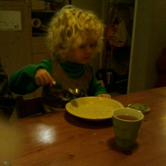 Photo taken at Breakfast Table by Elza v. on 11/17/2011
