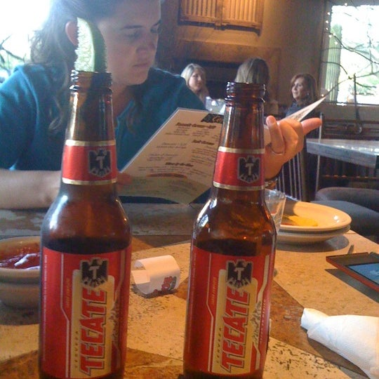 Photo taken at Nando's Mexican Cafe by Dan N. on 4/11/2011