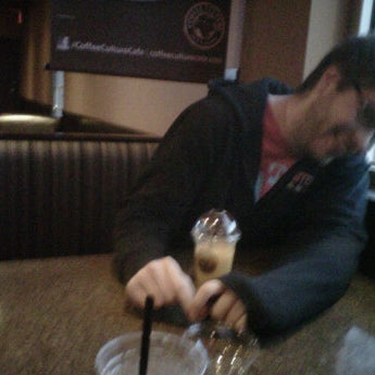 Photo taken at Coffee Culture by Jordan M. on 4/27/2012