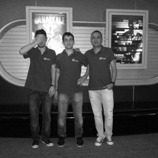 7/8/2012 tarihinde Metin E.ziyaretçi tarafından Spectrum Cineplex'de çekilen fotoğraf