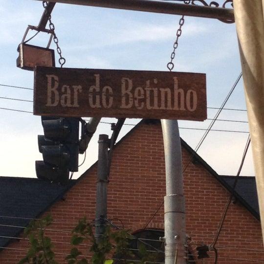 Foto tirada no(a) Bar do Betinho por Ianara C. em 7/23/2012