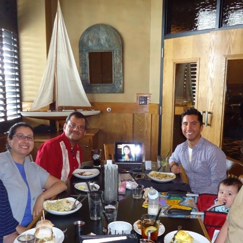 Photo taken at Mariscos Restaurant by Mike on 6/10/2012