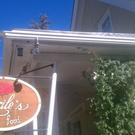 Photo taken at Lucile's by Liz B. on 9/25/2011
