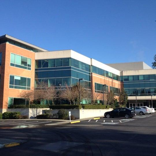 Microsoft Seattle Office: Microsoft Building 110