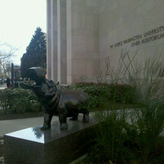 Photo taken at Lisner Auditorium by JR R. on 12/18/2011