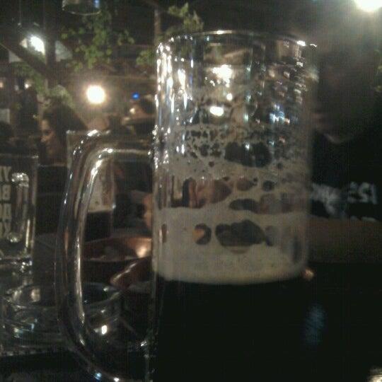 Photo taken at Old Town Brewery by Biljana B. on 8/15/2012