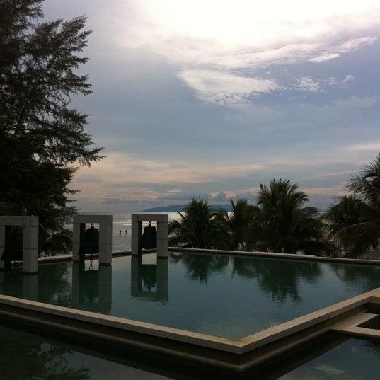 Photo taken at Anantara Si Kao Resort And Spa by areepak n. on 8/17/2011