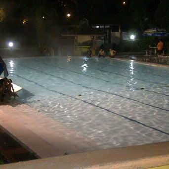 Photo taken at Pemandian Air Panas - Hotel Duta Wisata Guci by Aristiani S. on 11/25/2011