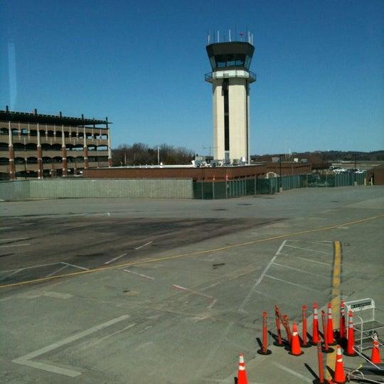 Foto tomada en Burlington International Airport (BTV) por Gahlord D. el 4/3/2011