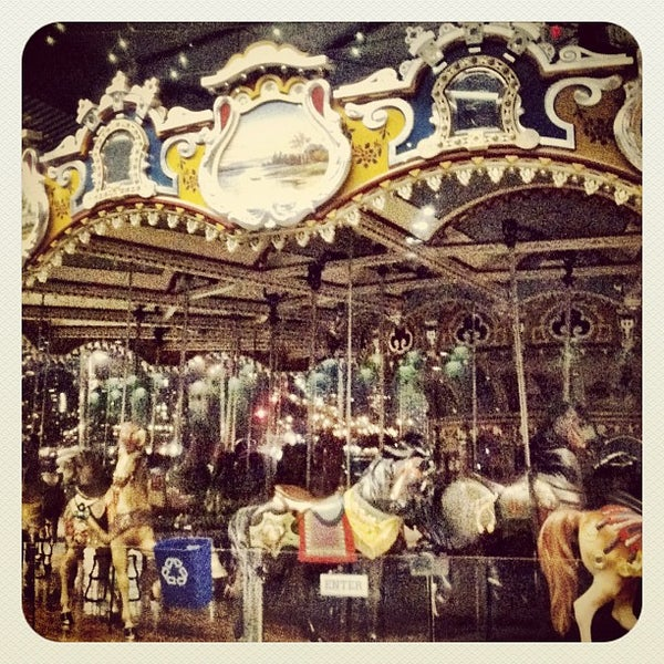 Photo taken at Jane's Carousel by April Joy C. on 10/16/2011