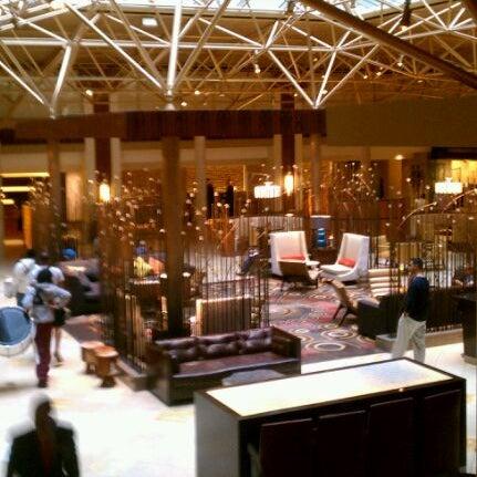 Photo taken at Renaissance Washington, DC Downtown Hotel by Yolee B. on 9/9/2011