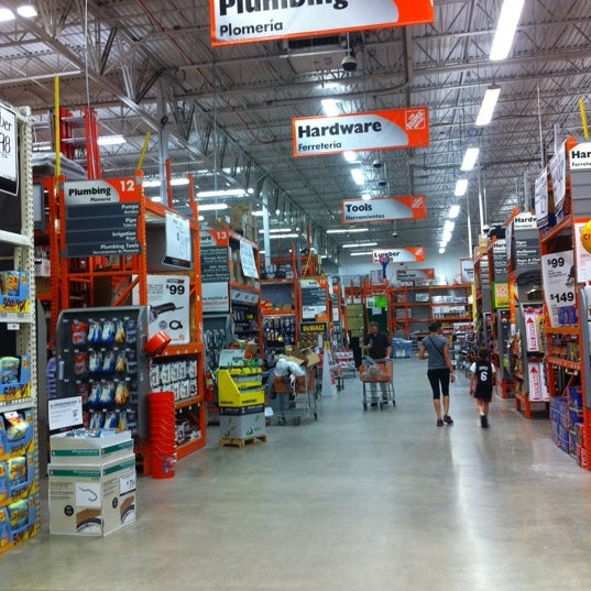 Shop Home Depot: The Home Depot