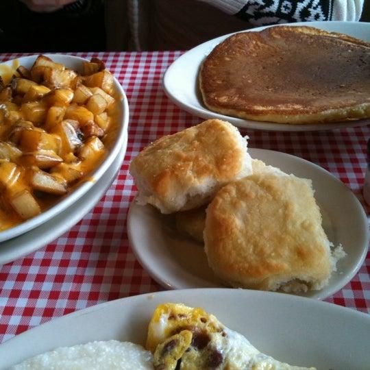 Photo taken at Big Ed's City Market Restaurant by Brandon P. on 3/5/2011