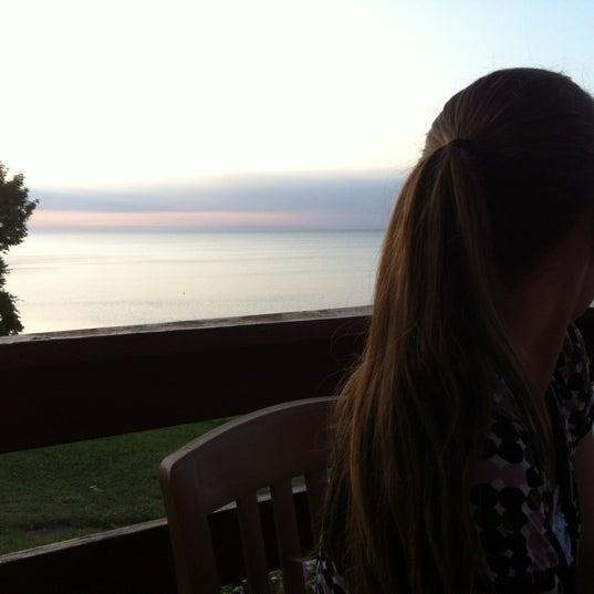 Photo taken at Lake House Restaurant by Sean T. on 6/25/2012