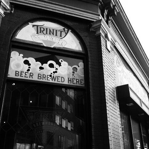 Photo taken at Trinity Brewhouse by Jean A. on 8/13/2011