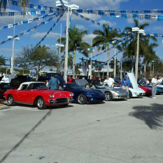 Photo Taken At AutoNation Chevrolet Fort Lauderdale By Cucina A. On 1/21/
