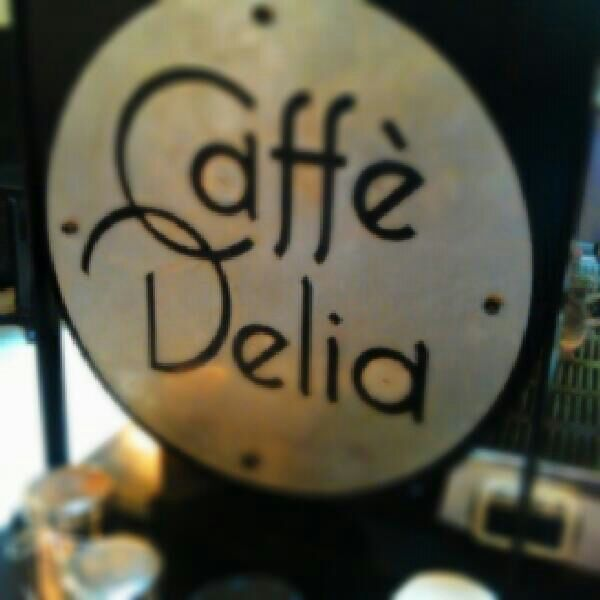 Photo taken at Caffe Delia by Eric 'Otis' S. on 3/17/2012