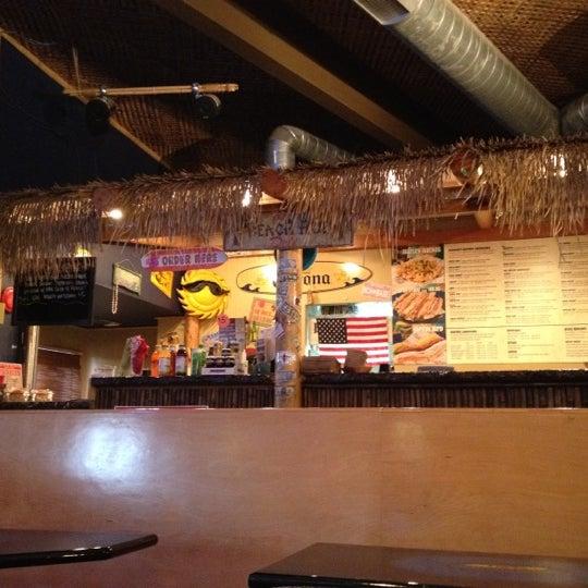 Photo taken at Beach Hut Deli by Shane B. on 5/11/2012