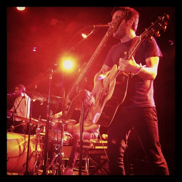 Photo taken at Paradise Rock Club by Danielle T. on 4/27/2012