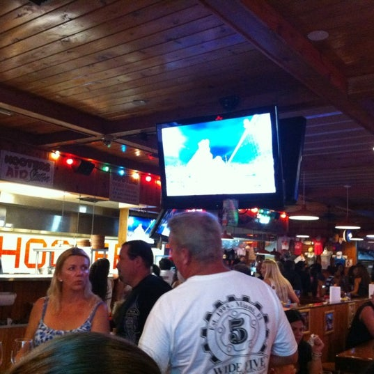 Photo taken at Hooters by Kurt A. on 8/9/2012