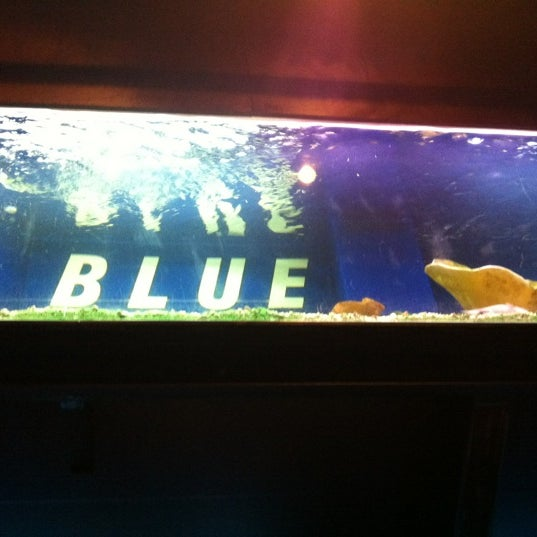 Photo taken at Blue Sushi Sake Grill by Trent D. on 3/1/2012