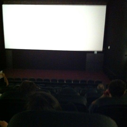 Photo taken at Cinespaço Beiramar by Marcos O. on 6/1/2012