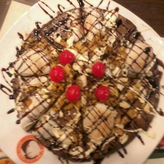 Photo taken at The Chocolate Room by Abhishek N. on 6/24/2012