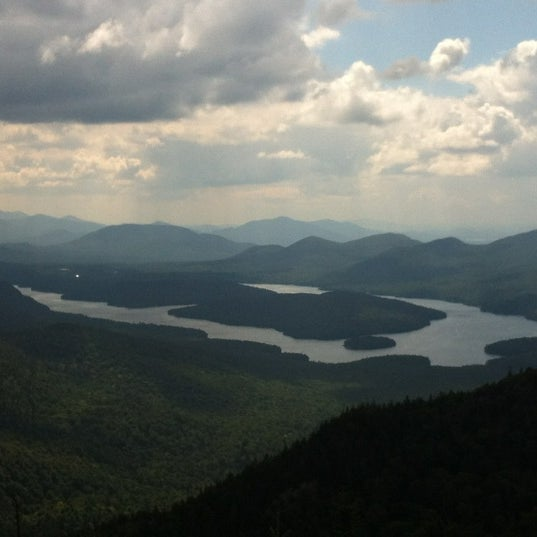 Photo taken at Whiteface Mountain by RT on 8/12/2012