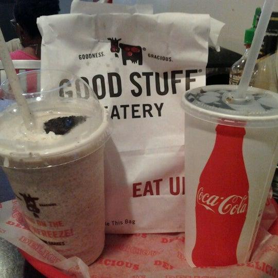 Das Foto wurde bei Good Stuff Eatery von Andre S. am 7/14/2012 aufgenommen