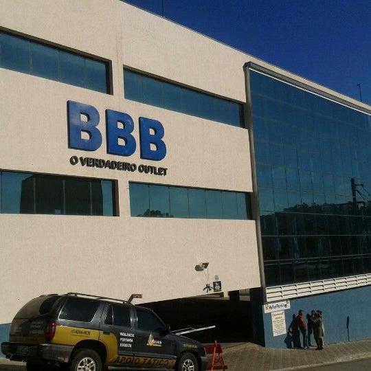 Photo taken at BBB Mega Outlet by Laertte d. on 7/19/2012