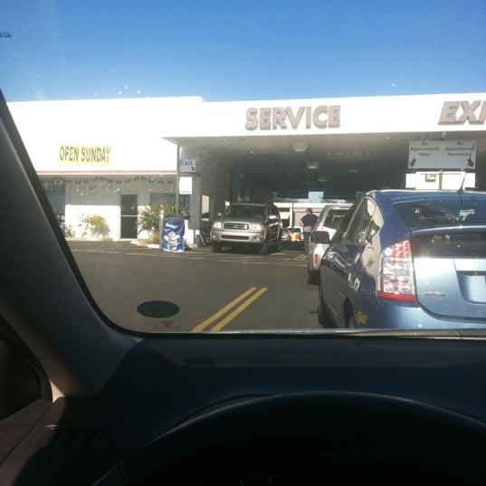Photo Taken At Stevens Creek Toyota By Robin M. On 6/7/2012