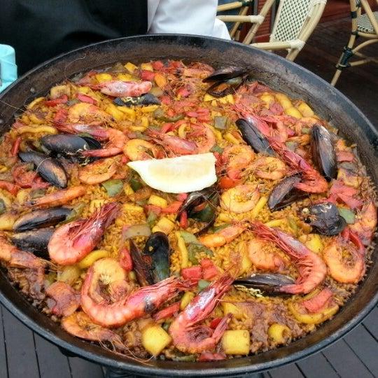 Foto tomada en La Barca del Salamanca por Vincent H. el 8/28/2012