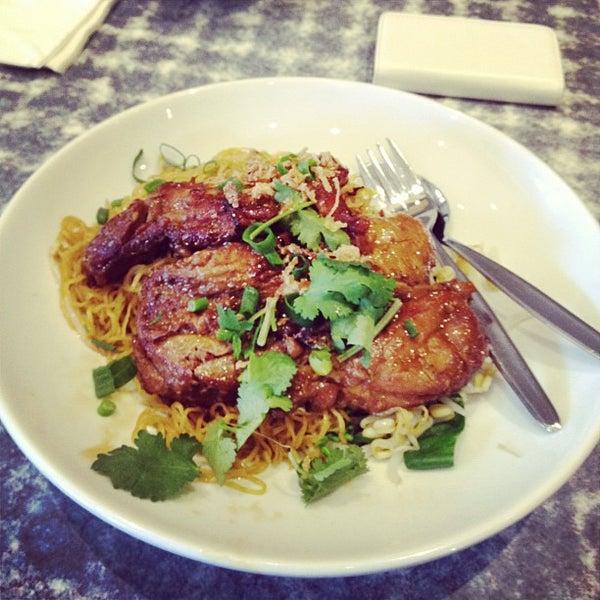 Photo taken at Taste of Thai by Abbaz on 8/21/2012