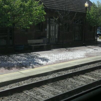 Photo taken at Kalamazoo Transportation Center - Amtrak (KAL) by mrs. d. on 4/23/2012
