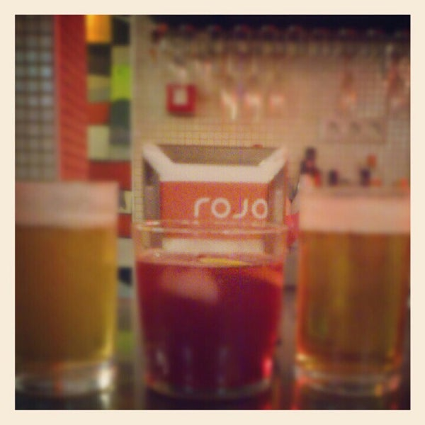 Photo taken at Son Rojo by Perse F. on 7/7/2012