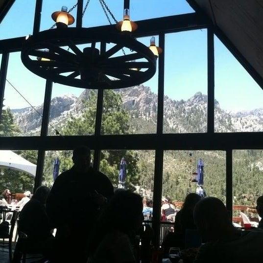 Photo taken at Mt Charleston Lodge by Tom T. on 6/2/2012