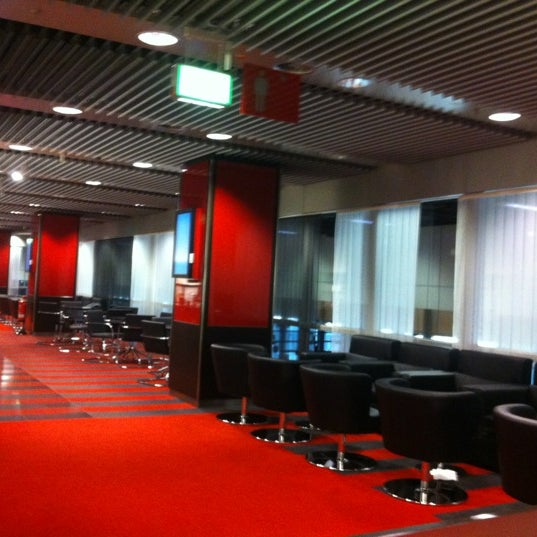 Air Berlin Lounge - Airport Lounge in Lohausen