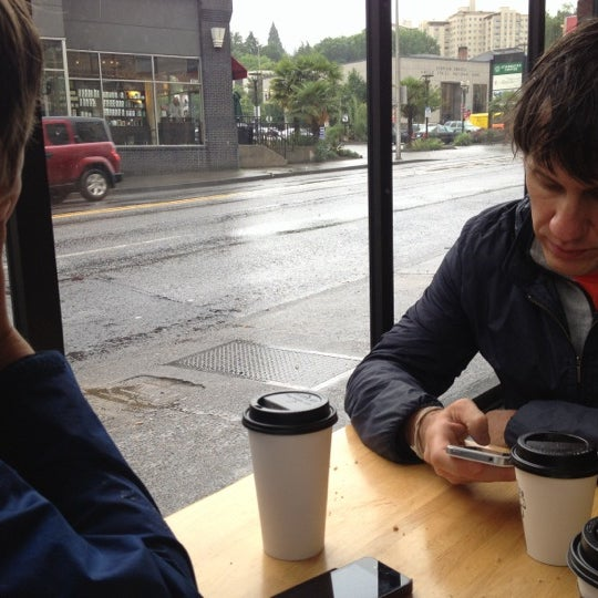 Photo taken at Coffeehouse Northwest by WillMcD on 6/23/2012