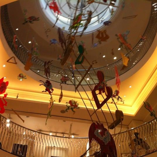 Photo taken at Fortnum & Mason by Bex L. on 3/9/2012