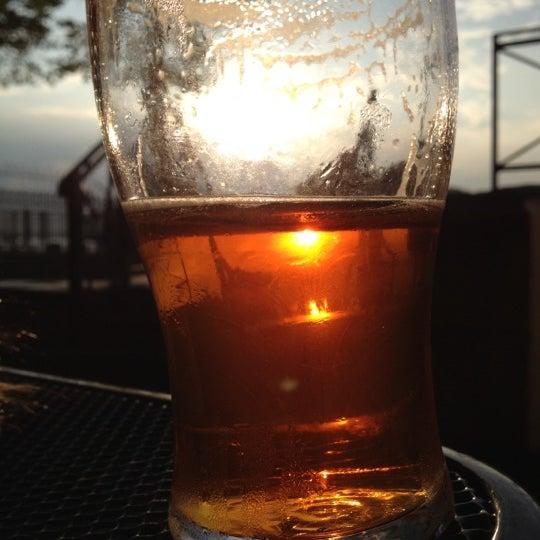 Photo taken at Trafalgar Tavern by Keira V. on 7/8/2012