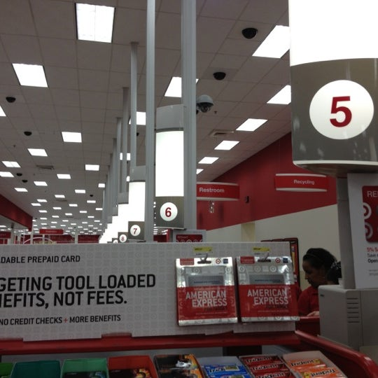 Photo prise au Target par Alice Y. le3/11/2012