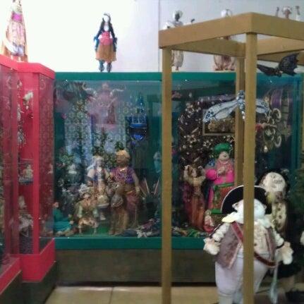 Снимок сделан в Музей кукол пользователем Artem 7/20/2012