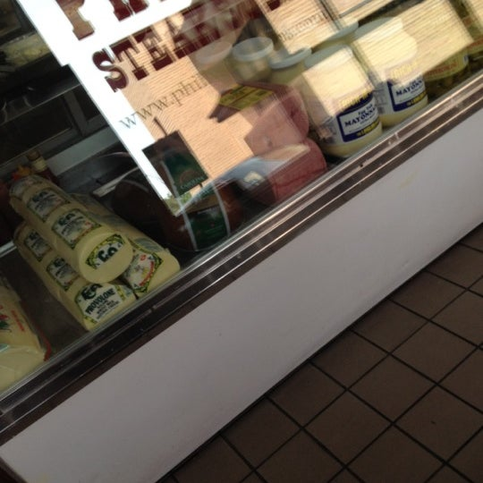 Photo taken at Philly Steak Subs by Leann J. on 4/24/2012