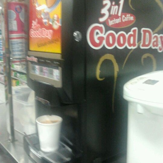 Free 1 cup coffe for 3 times checkin :)