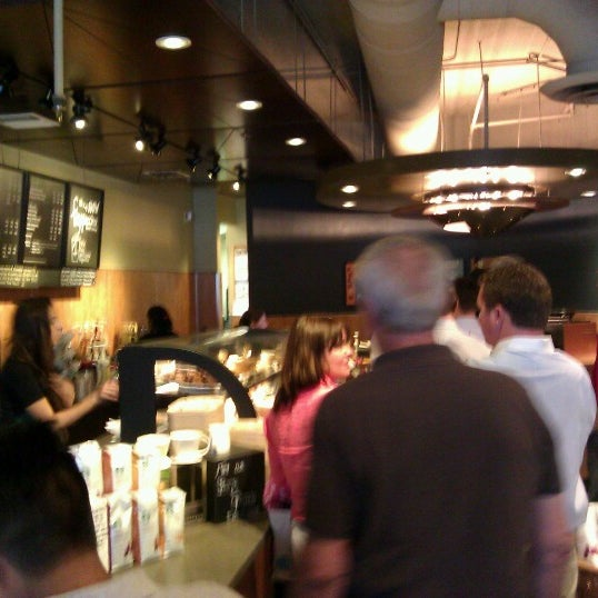 Photo taken at Starbucks by a Guy on Clematis on 7/3/2012