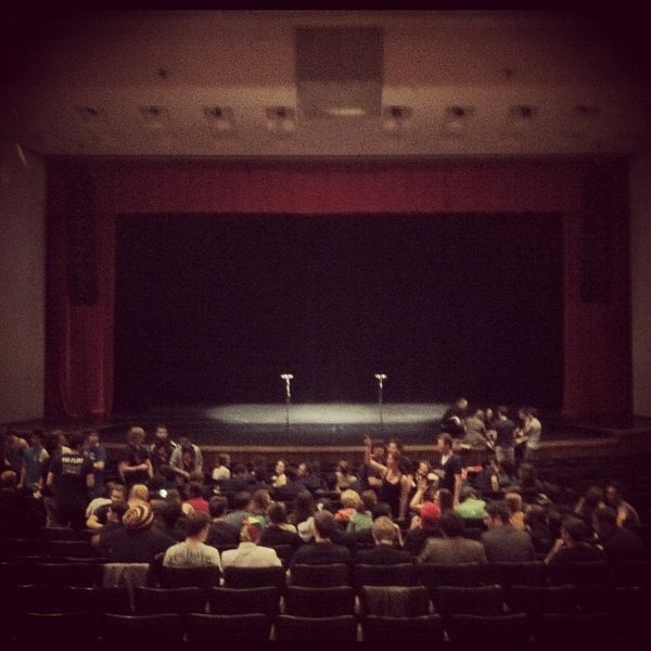 Photo taken at Centennial Hall by Alexander G. on 2/25/2012
