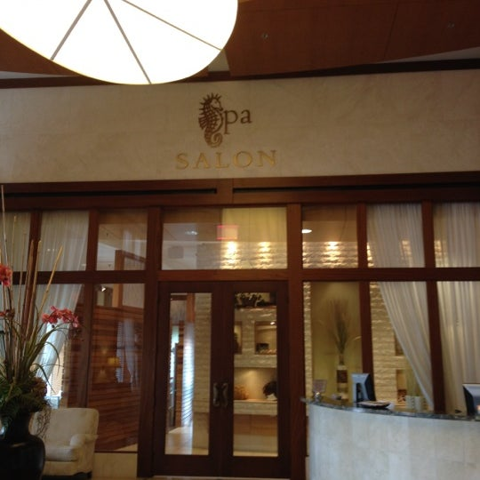 Photo taken at The Spa at Ponte Vedra Inn & Club by K on 6/6/2012